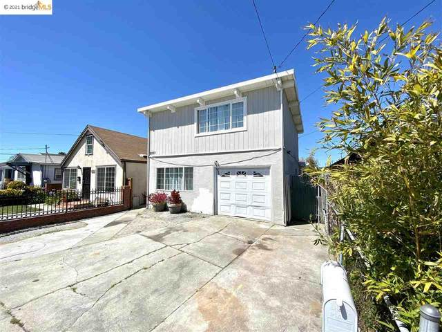 2023 Emeric Ave, San Pablo, CA 94806 (#EB40947068) :: The Kulda Real Estate Group