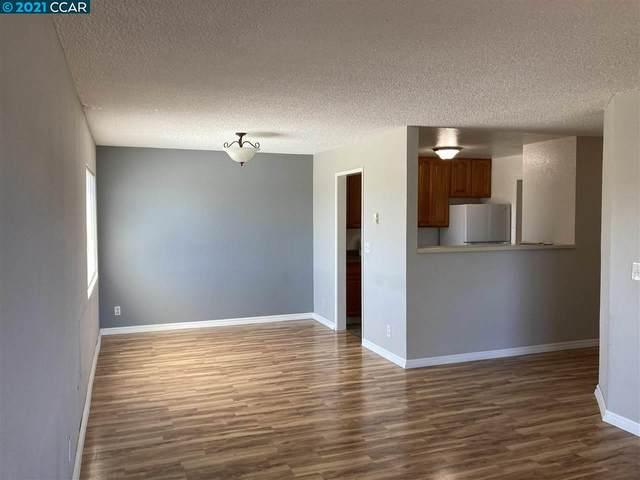 2031 Market Ave 125, San Pablo, CA 94806 (#CC40947729) :: The Kulda Real Estate Group