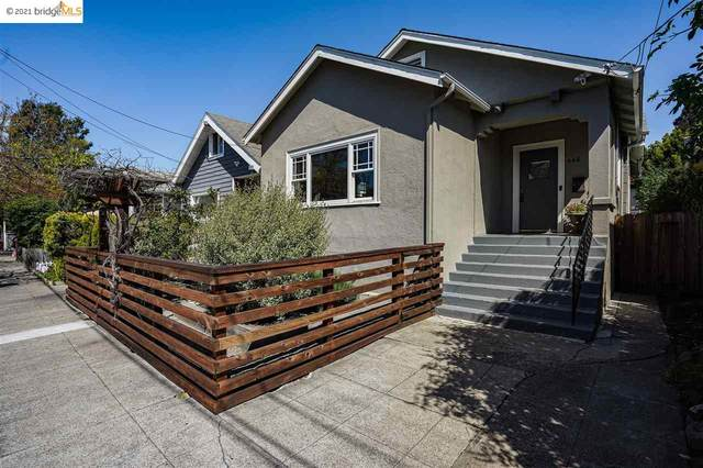 446 43rd St, Oakland, CA 94609 (#EB40947737) :: Live Play Silicon Valley