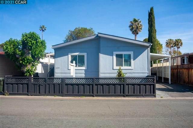 288 Amate Drive, PACHECO, CA 94553 (#CC40947753) :: Intero Real Estate