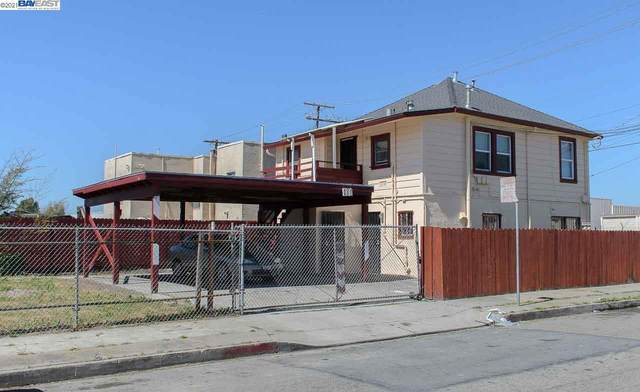 400 South St, Richmond, CA 94804 (#BE40947759) :: Live Play Silicon Valley