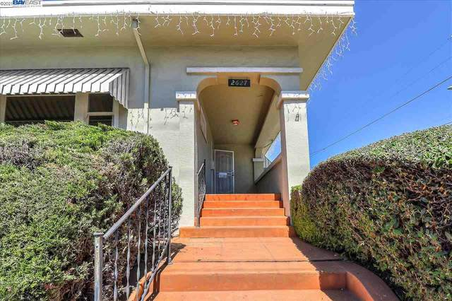 2627 55Th Ave, Oakland, CA 94605 (#BE40947764) :: Schneider Estates