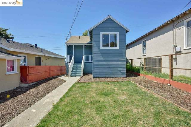2527 Columbia Blvd, Richmond, CA 94804 (#EB40947779) :: Schneider Estates