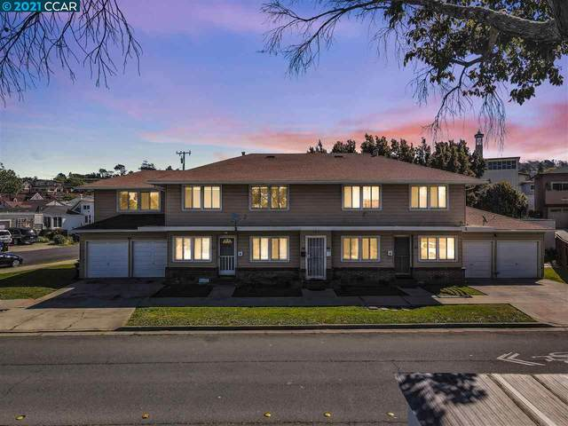 340 Key Blvd, Richmond, CA 94805 (#CC40947780) :: Schneider Estates