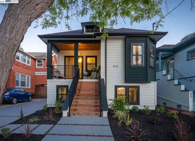 575 62Nd St, Oakland, CA 94609 (#BE40947807) :: The Goss Real Estate Group, Keller Williams Bay Area Estates