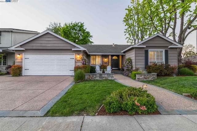 4550 Gatetree Circle, Pleasanton, CA 94566 (MLS #BE40947811) :: Compass