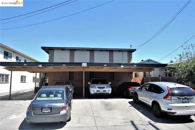 116 35th Street, Richmond, CA 94805 (#EB40947815) :: Schneider Estates