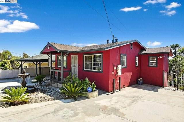 8009 Michigan Avenue, Oakland, CA 94605 (#BE40947833) :: Intero Real Estate