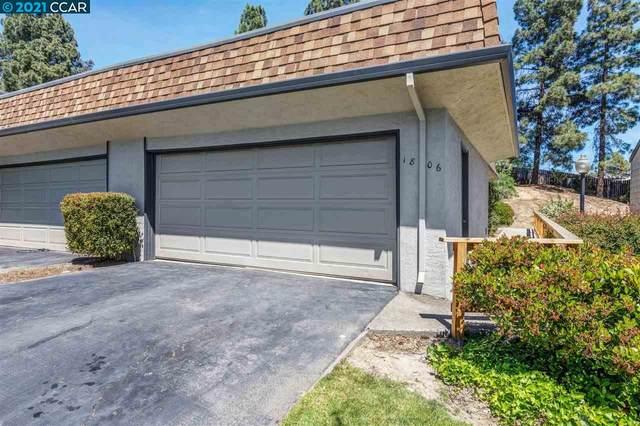 1806 Cannon Drive, Walnut Creek, CA 94597 (MLS #CC40947850) :: Compass