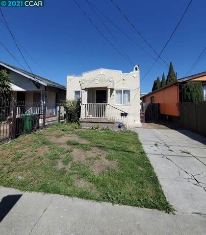 2679 75Th Ave, Oakland, CA 94605 (#CC40947857) :: Alex Brant
