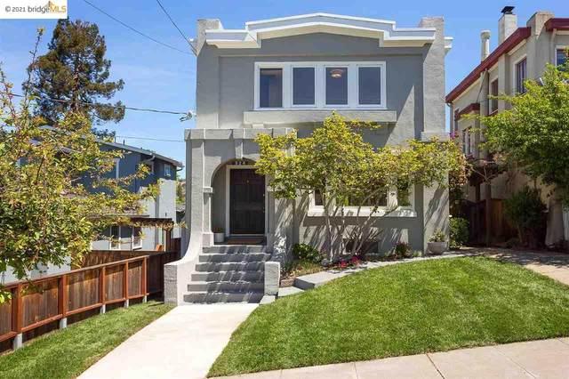 524 Fairbanks, Oakland, CA 94610 (#EB40947923) :: The Kulda Real Estate Group