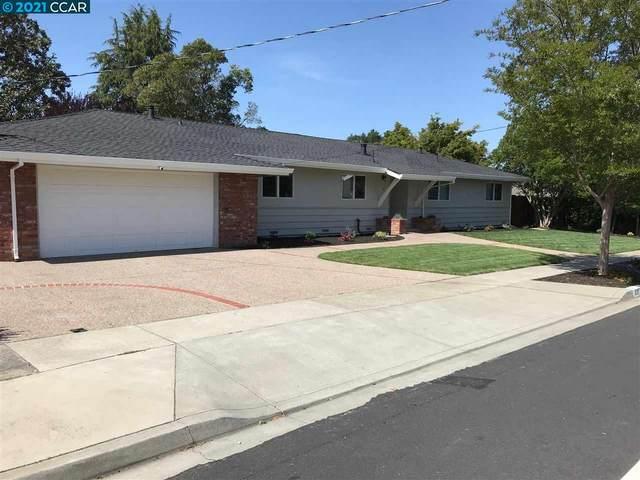 231 Walnut Ave, Walnut Creek, CA 94598 (#CC40946955) :: Alex Brant