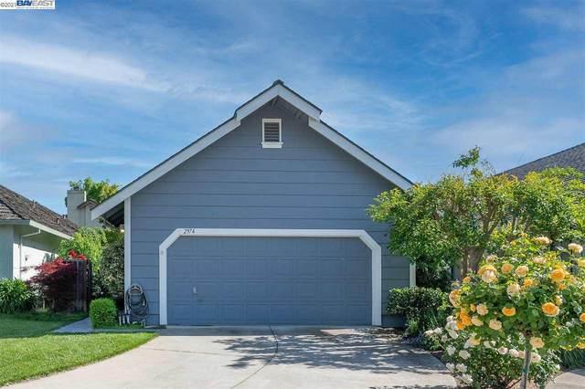2974 Liberty Dr, Pleasanton, CA 94566 (#BE40947016) :: Intero Real Estate