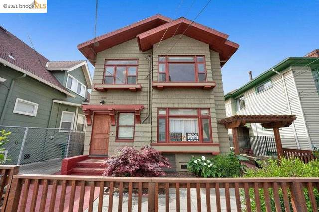 665 39Th St, Oakland, CA 94609 (#EB40947939) :: Real Estate Experts