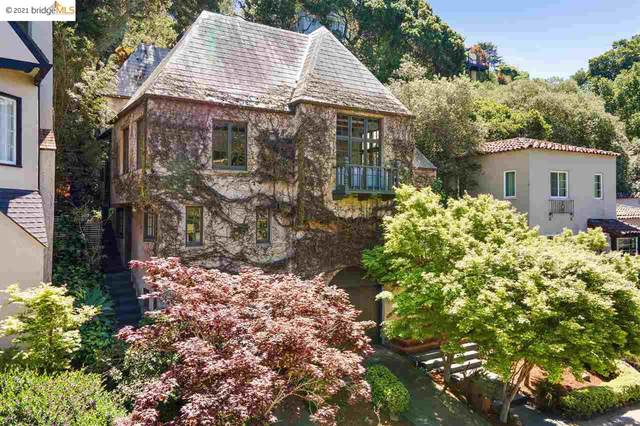 1563 Trestle Glen Rd, Oakland, CA 94610 (#EB40947948) :: The Kulda Real Estate Group
