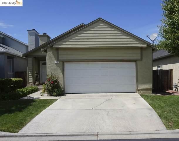 725 Winding Creek Ter, Brentwood, CA 94513 (#EB40947107) :: Schneider Estates