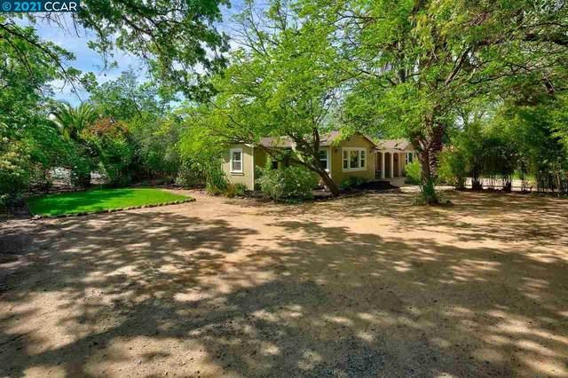 2008 Mallard Dr, Walnut Creek, CA 94597 (#CC40947969) :: Intero Real Estate