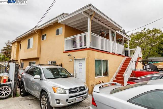 514 105Th Ave, Oakland, CA 94603 (#BE40948027) :: Real Estate Experts