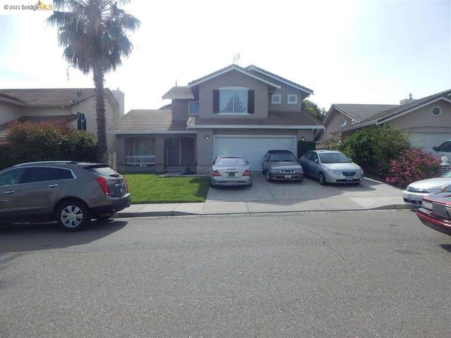 4734 Broomtail Ct, Antioch, CA 94531 (#EB40948039) :: The Kulda Real Estate Group