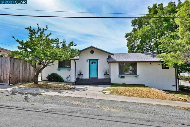 268 Wellington Ave, Concord, CA 94520 (MLS #CC40948041) :: Compass