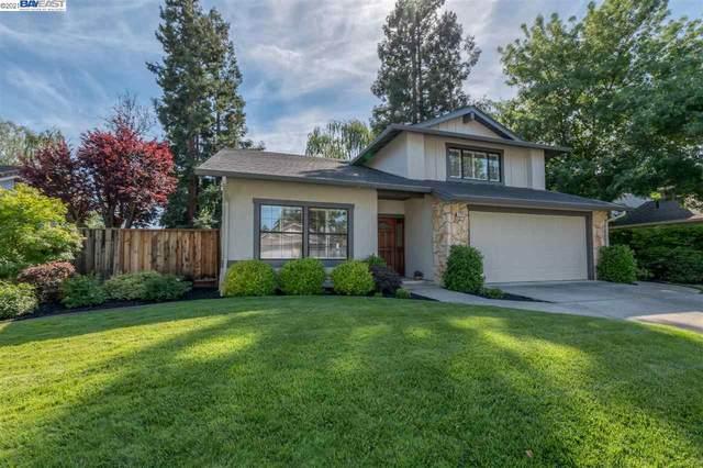 2764 Hartley Gate Ct, Pleasanton, CA 94566 (#BE40947836) :: Intero Real Estate