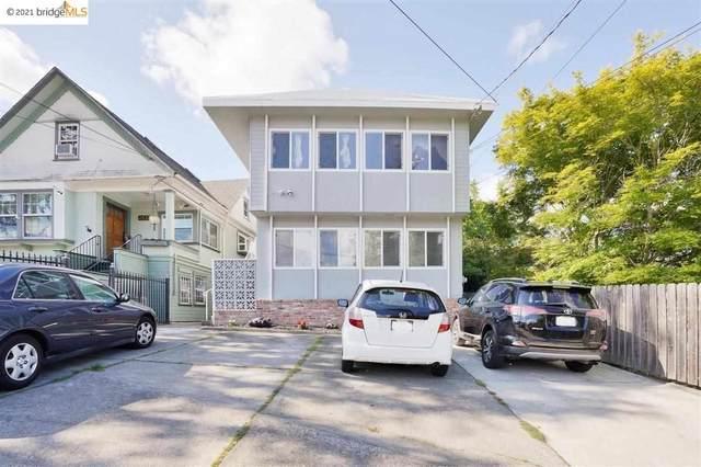 2535 E 29Th St, Oakland, CA 94602 (#EB40948040) :: Schneider Estates