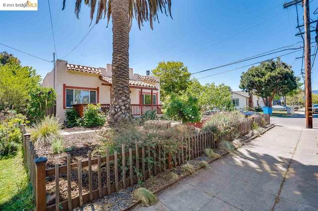 267 Lincoln Ave, Redwood City, CA 94061 (MLS #EB40947865) :: Compass