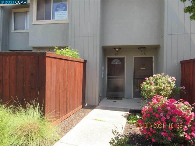 5333 Park Highlands Blvd 39, Concord, CA 94521 (MLS #CC40948089) :: Compass
