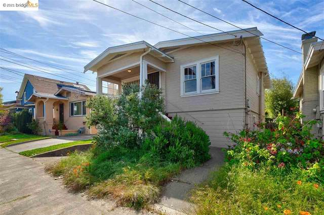 1112 Carleton St, Berkeley, CA 94702 (#EB40948142) :: The Kulda Real Estate Group