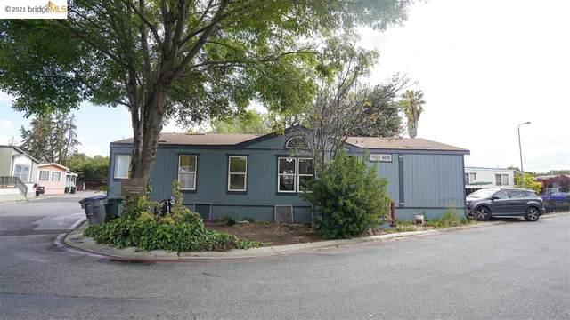 580 Ahwanee 34, Sunnyvale, CA 94086 (#EB40948151) :: The Kulda Real Estate Group