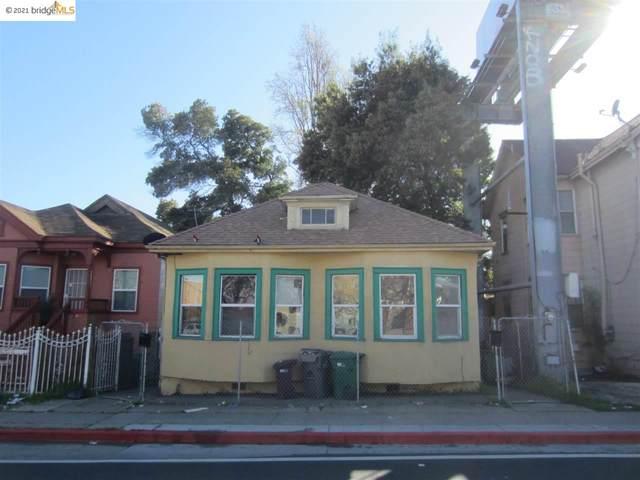 2023 International Blvd, Oakland, CA 94606 (#EB40948158) :: Robert Balina | Synergize Realty