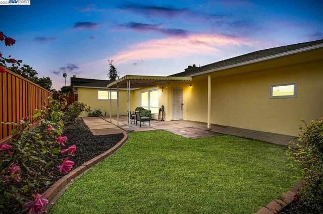 14691 Corvallis St, San Leandro, CA 94579 (#BE40948168) :: Intero Real Estate