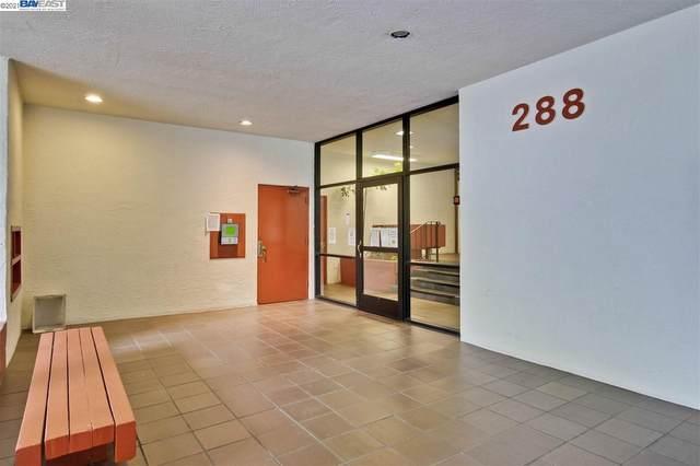 288 Whitmore St. 301, Oakland, CA 94611 (#BE40948180) :: Alex Brant