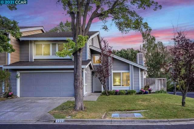2202 Dry Creek Ct, Martinez, CA 94553 (#CC40948181) :: Intero Real Estate