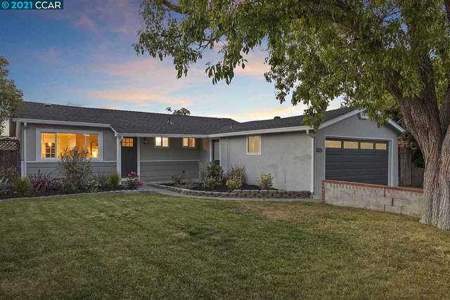 1325 Linden Dr, Concord, CA 94520 (#CC40948190) :: Schneider Estates