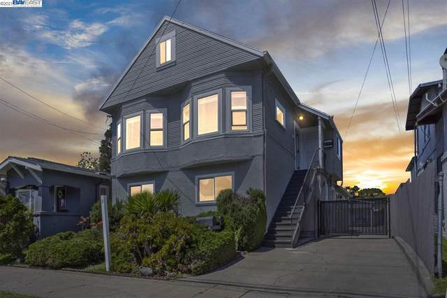 1629 Julia St, Berkeley, CA 94703 (#BE40948191) :: The Kulda Real Estate Group