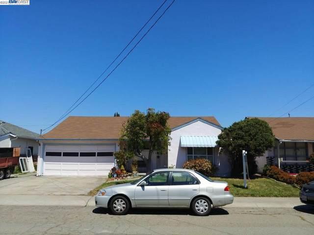 14438 Cypress St, San Leandro, CA 94579 (#BE40948192) :: The Kulda Real Estate Group