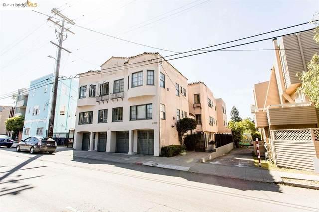 2410 Dwight Way, Berkeley, CA 94704 (#EB40948208) :: Schneider Estates