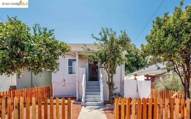 2880 Gaynor Avenue, Richmond, CA 94804 (#EB40948283) :: Robert Balina | Synergize Realty