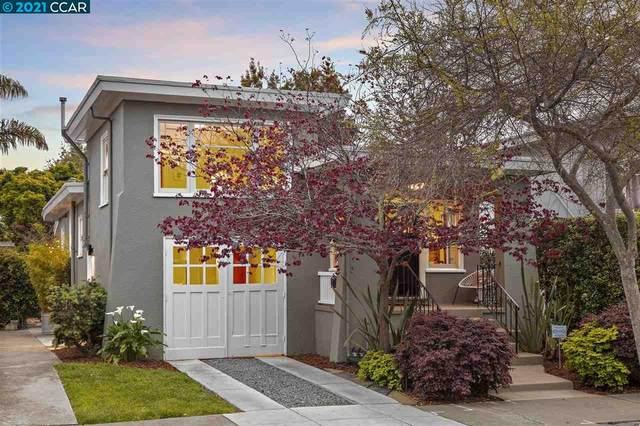 887 47Th St, Oakland, CA 94608 (#CC40948183) :: Intero Real Estate