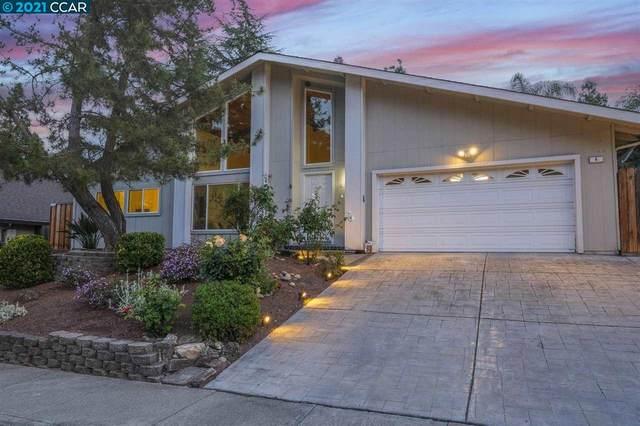 8 Duffy Ct, Pleasant Hill, CA 94523 (#CC40948304) :: Schneider Estates