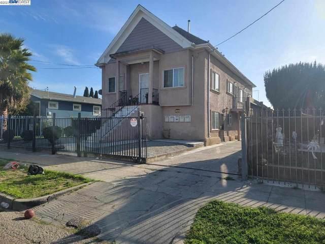 9233 Birch St, Oakland, CA 94603 (#BE40948319) :: Olga Golovko