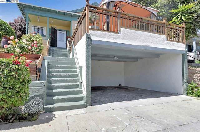 2005 36Th Ave, Oakland, CA 94601 (#BE40948345) :: RE/MAX Gold