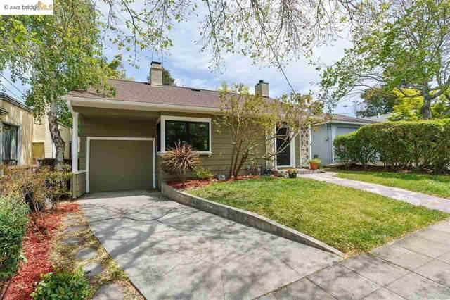 253 Purdue Ave, Kensington, CA 94708 (#EB40948383) :: Schneider Estates