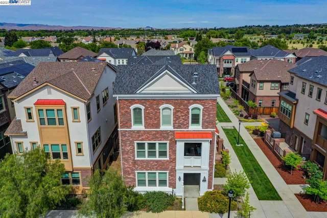 1448 Freeman Ln, Pleasanton, CA 94566 (#BE40948028) :: Schneider Estates
