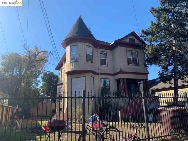 2883 Brookdale Ave, Oakland, CA 94602 (#EB40948401) :: Schneider Estates