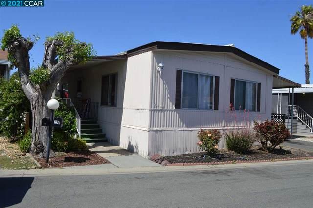 290 Aria Drive, PACHECO, CA 94553 (#CC40948126) :: Intero Real Estate