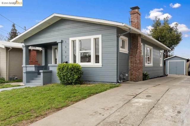 5537 Harvey Ave, Oakland, CA 94621 (#EB40948405) :: Alex Brant