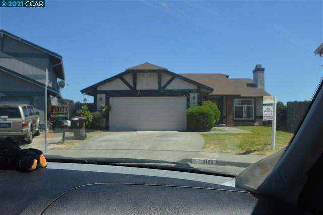 3100 Larchmont Lane, San Pablo, CA 94806 (#CC40948410) :: The Kulda Real Estate Group