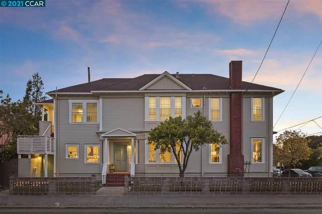 2240 Ward St, Berkeley, CA 94705 (#CC40947792) :: Schneider Estates